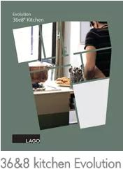 Cataloghi Lago - 36&8 Kitchen Evolution - Arredamenti Vaccari